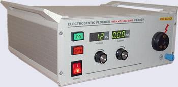 ELECTROSTATIC FLOCKER ET-100